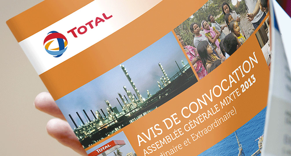 Edition - Total - Brochure 2013-2014