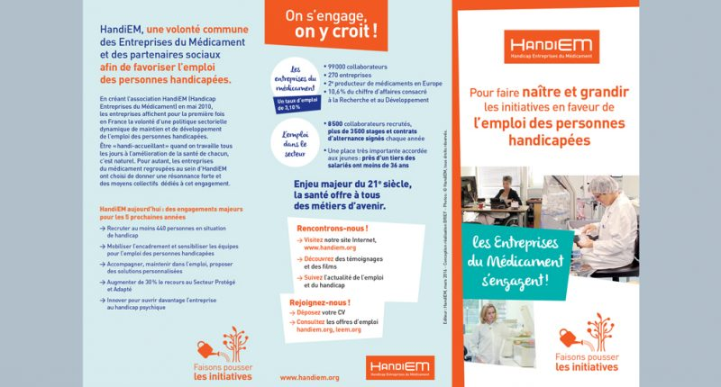 Edition - Handiem - Brochures 2015 - 2019