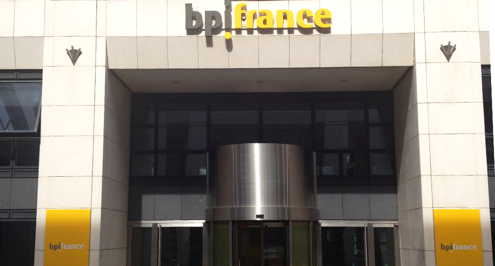Marketing Opérationnel - BPI France - Signalétique Siège 2016
