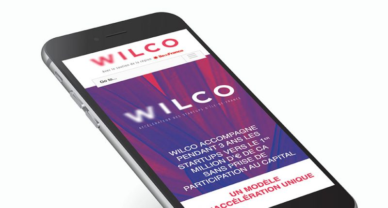 site web wilco - mobile