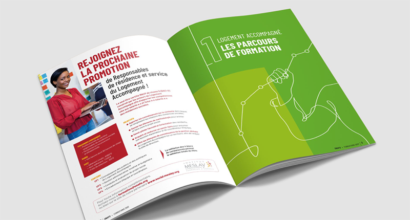Unafo – Catalogue & Promotion des Formations 2021