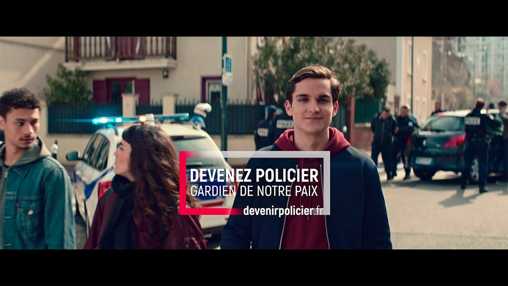 Brief Campagne Police Nationale