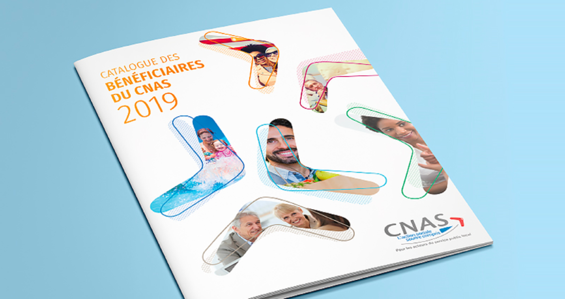CNAS, un catalogue aux multiples avantages
